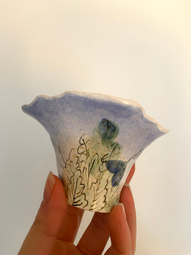 Limited Art Edition Ana Botezatu Ceramic Cup 3