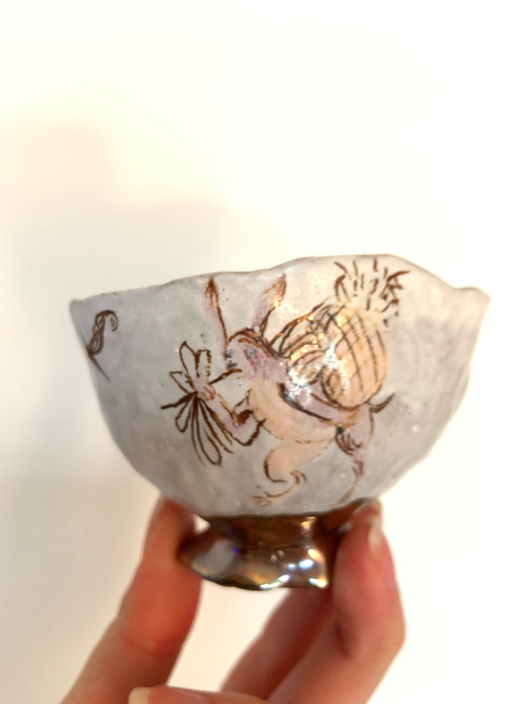 Limited Art Edition Ana Botezatu Ceramic Cup 5