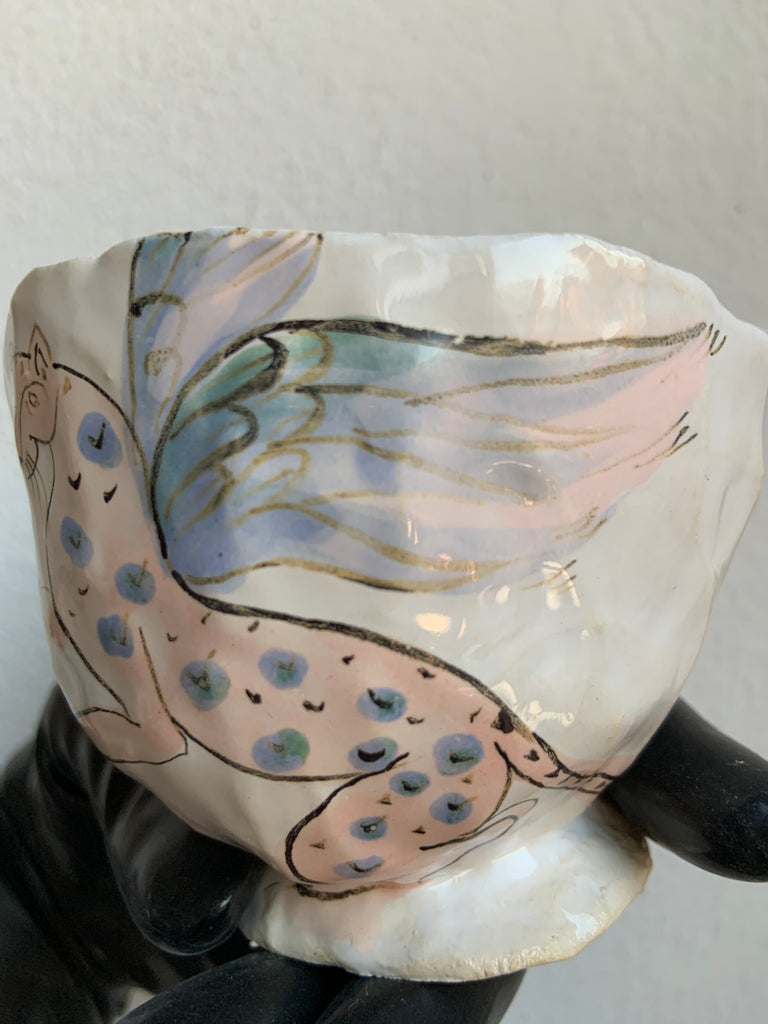 Limited Art Edition Ana Botezatu Ceramic Cup 21