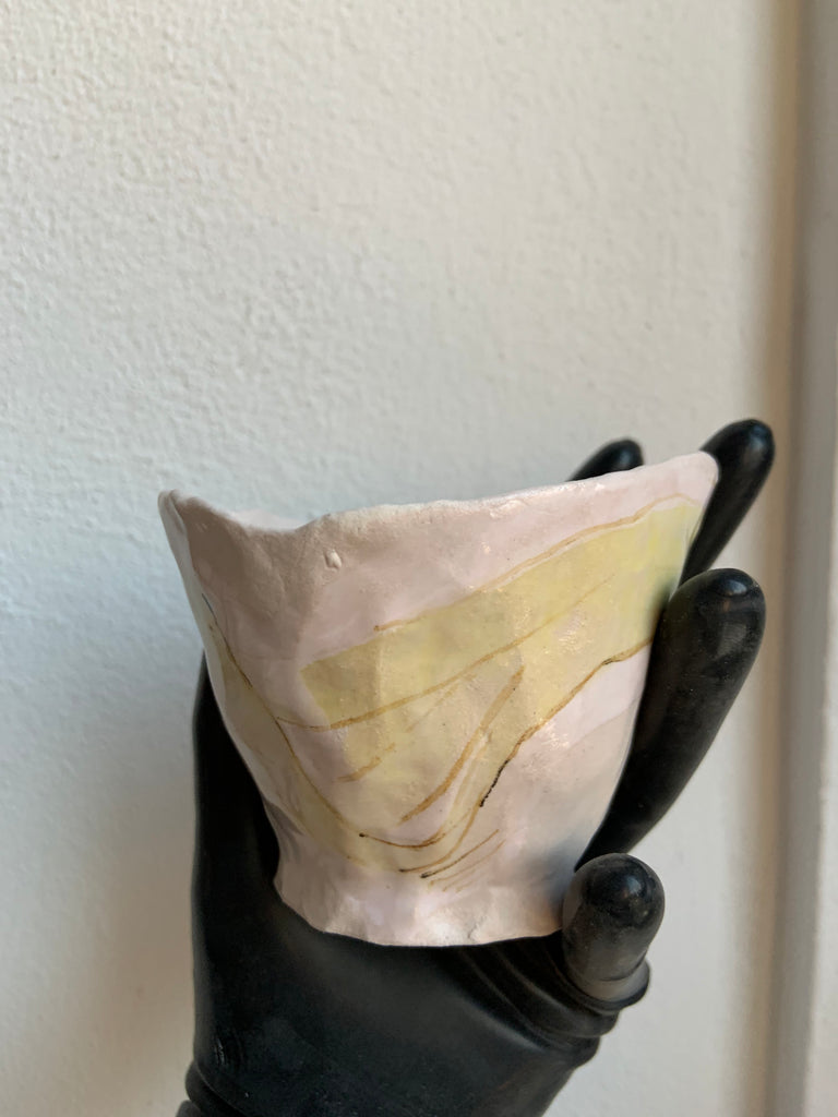 Limited Art Edition Ana Botezatu Ceramic Cup 26