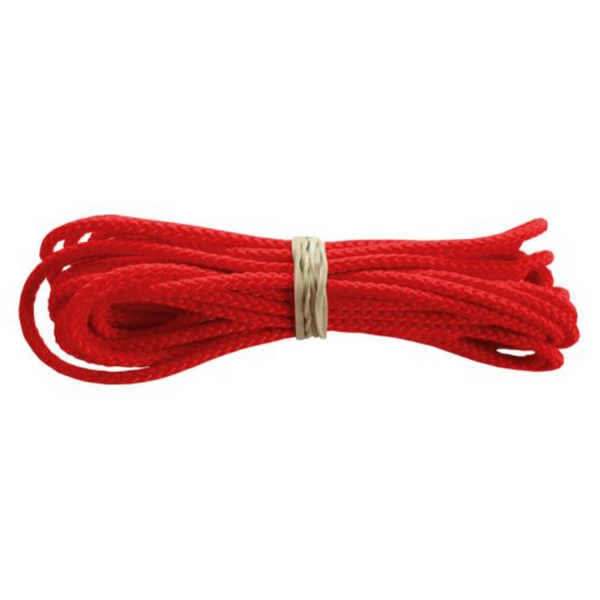 Jimalax Crosslace by 10 yard segment red
