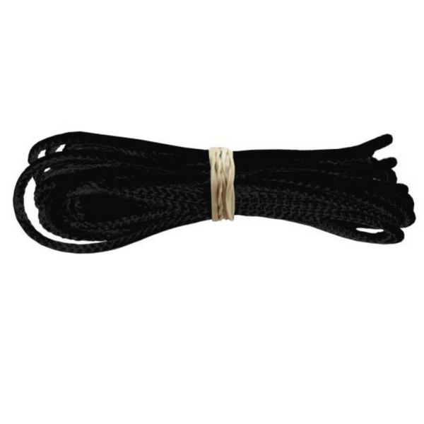 Jimalax Crosslace by 10 yard segment black