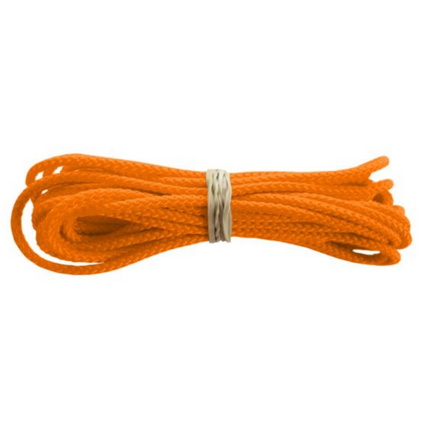 Jimalax Crosslace by 10 yard segment orange