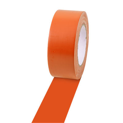 Vinyl Floor Tape 1 inch x 36 Yards Orange
