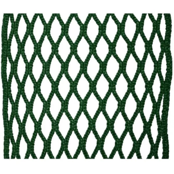 Jimalax Traditional Hard Mesh 10 Diamond Forest Green