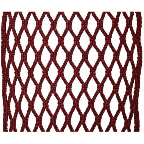 Jimalax Traditional Hard Mesh 10 Diamond Maroon