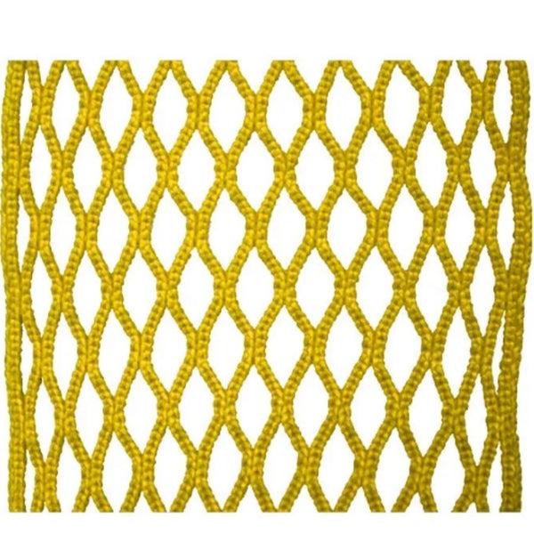 Jimalax Traditional Hard Mesh 10 Diamond Yellow