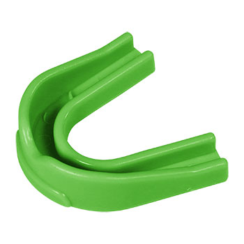 Champro Boil and Bite Strapless Mouthguards Green