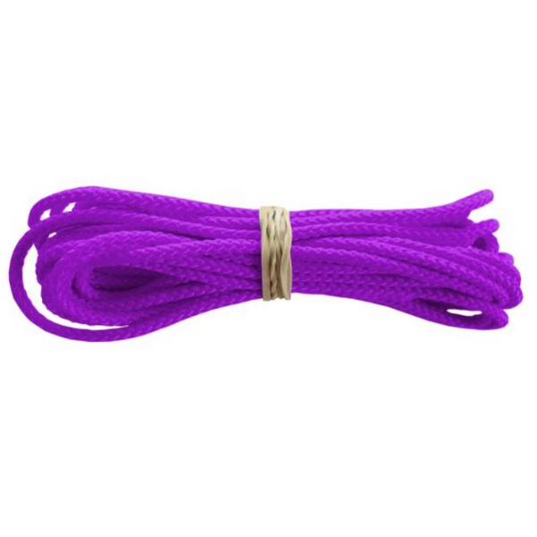 Jimalax Sidewall Topstring by 10 yard Segment Purple