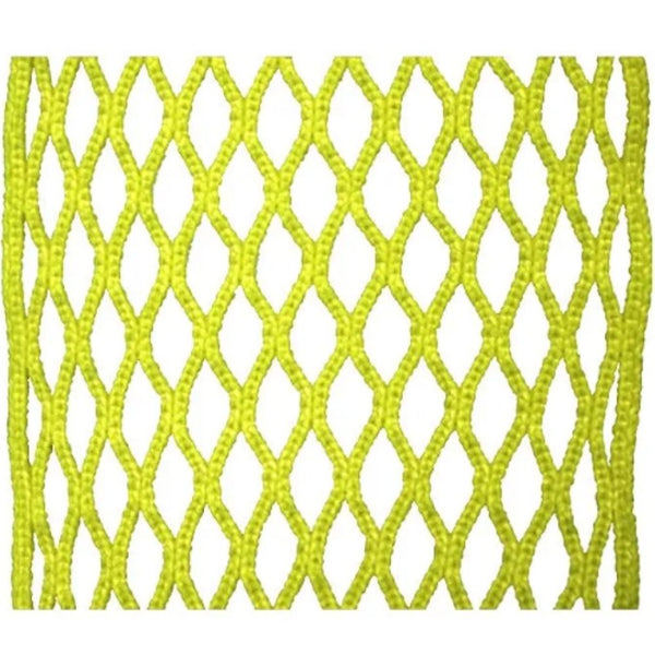 Jimalax Traditional Hard Mesh 10 Diamond Neon Yellow