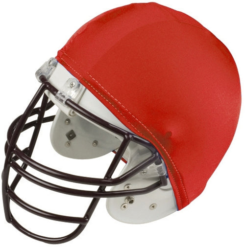 Champion Sports Colored Helmet Covers Red