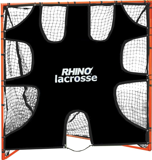 Champion Lacrosse goalie shooting target 6x6