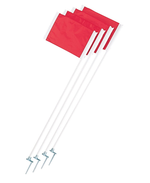Soccer Steel Peg Flags