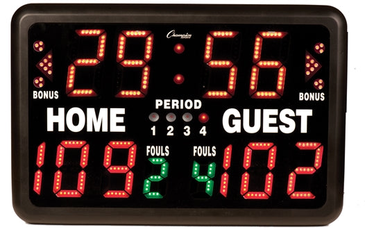 T90 Multi-Sports Tabletop Indoor Electronic Scoreboard