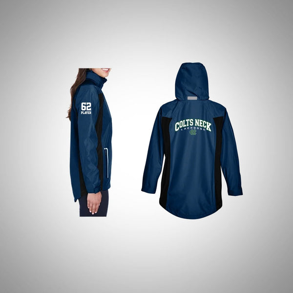 CNHSLAX Ladies Waterproof Jacket