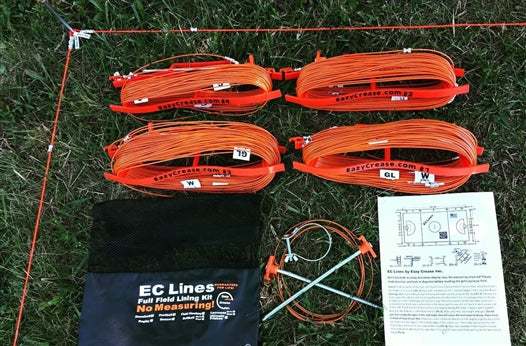 Eazy Crease EC Full Field Line Kit