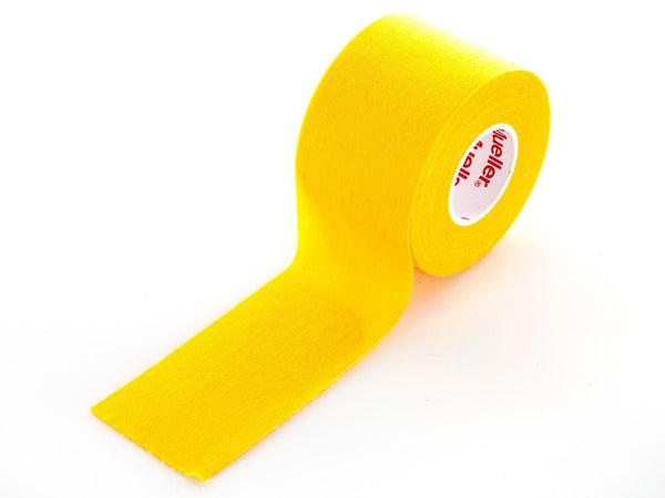 Single Roll Athletic Lacrosse Grip Tape Yellow