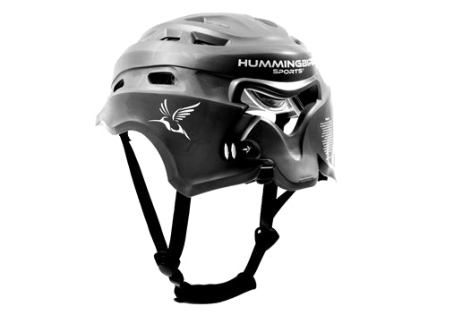 HUMMINGBIRD Women's Lacrosse Headgear Black