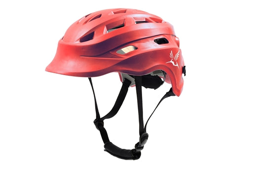 HUMMINGBIRD Women's Lacrosse Headgear Red