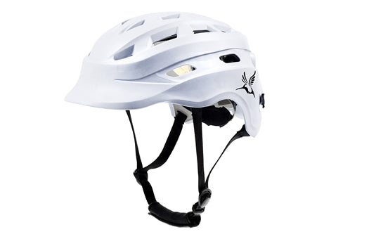 HUMMINGBIRD Women's Lacrosse Headgear White