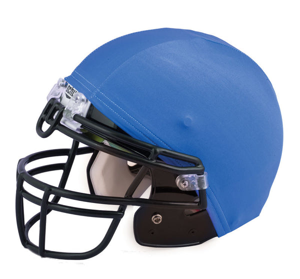 Champion Sports Colored Helmet Covers Blue