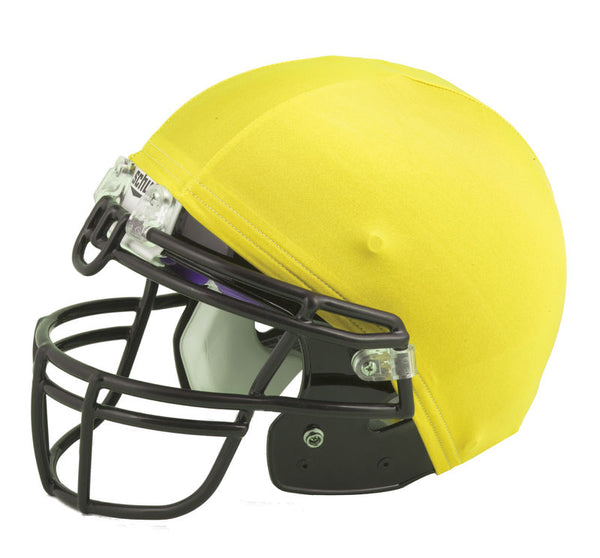 Champion Sports Colored Helmet Covers Gold