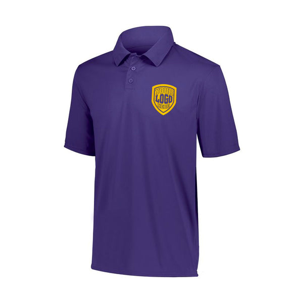 Custom Embroidered Performance Polo