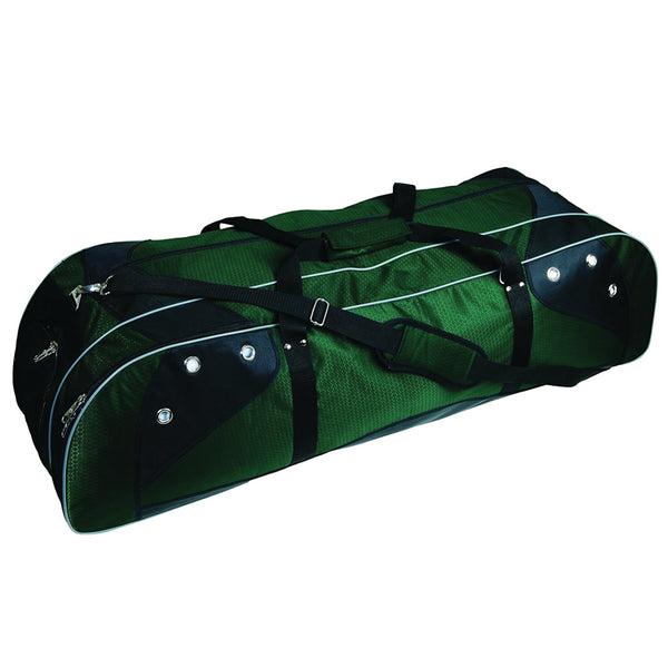 Lacrosse Player Equipment Gear Bag Green