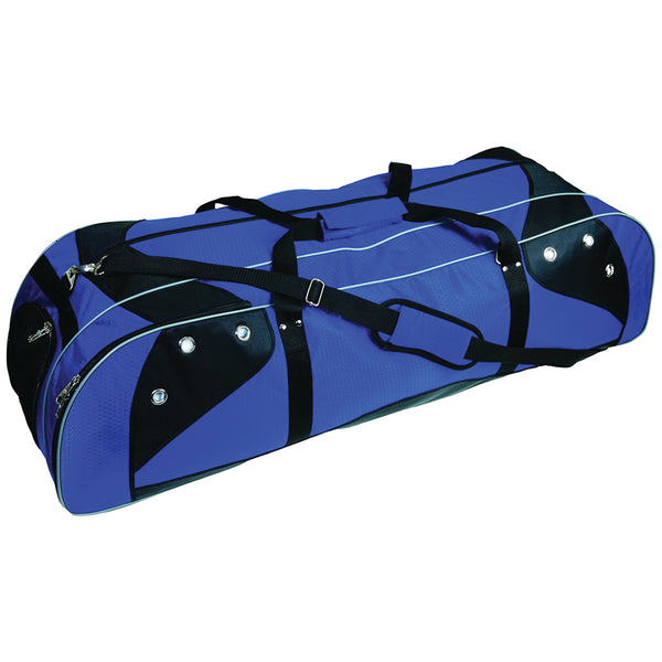 Lacrosse Player Equipment Gear Bag Royal