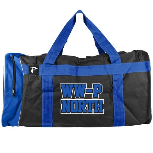 Predator Sports Custom Gear Bag Font