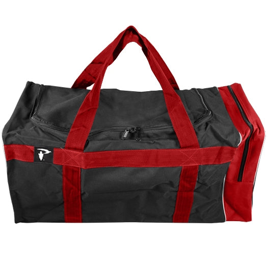 Predator Sports Custom Gear Bag Red