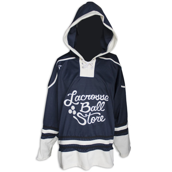 Custom Sublimated Tackle Twill Hockey Hoodie