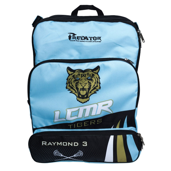 Custom Sublimated Players Backpack