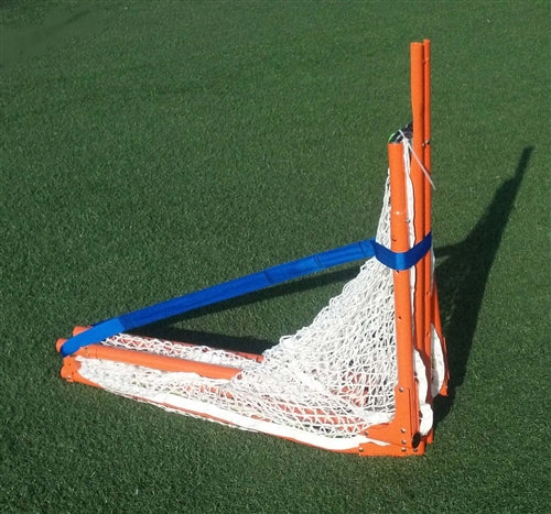 Rage Cage Club Portable Lacrosse Goal Folded