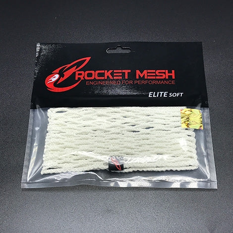 Rocket Mesh Elite Soft Mesh White