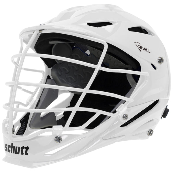 STX Schutt Rival Helmet - Package B Painted Colors white