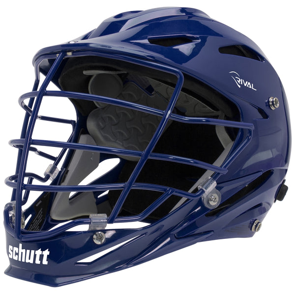 STX Schutt Rival Helmet - Package B Painted Colors royal