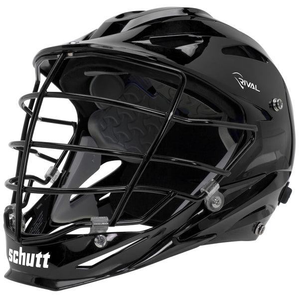 STX Schutt Rival Helmet - Package B Painted Colors black