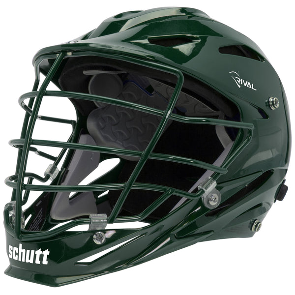 STX Schutt Rival Helmet - Package B Painted Colors green