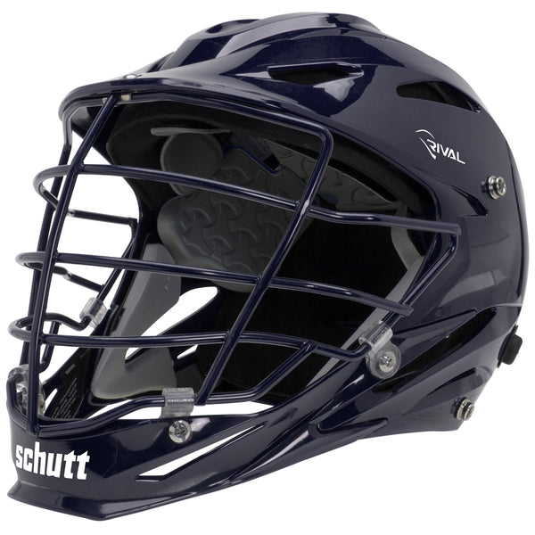 STX Schutt Rival Helmet - Package B Painted Colors navy