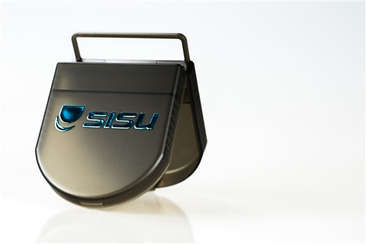 SISU Mouthguard Carrying Case Open