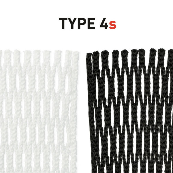 StringKing Type 4s Semi Soft Lacrosse Mesh