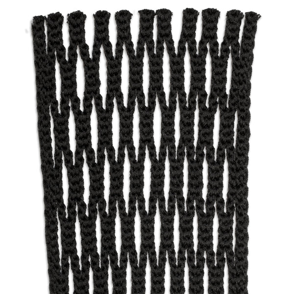 StringKing Type 4s Semi Soft Black Lacrosse Mesh