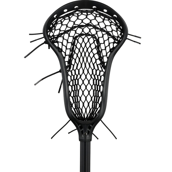 StringKing Womens Complete 2 Pro Midfield Lacrosse Stick Black