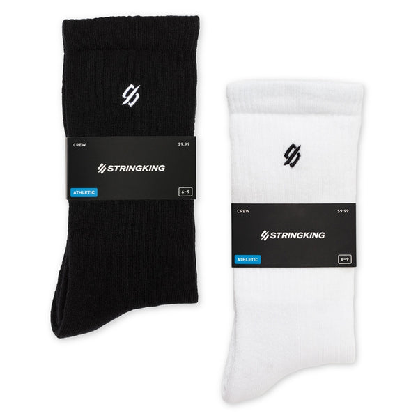 StringKing Athletic Crew Socks