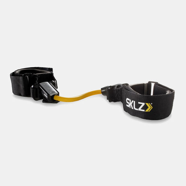 SKLZ Chrome Lateral Resistor Pro Adjustable Lateral Strength and Position Trainer