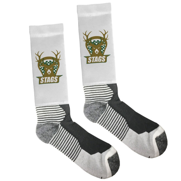 Stags Shock Resistant Socks