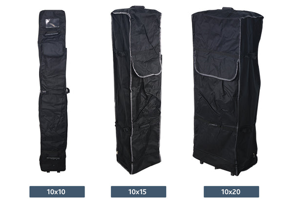 Wheeled Carry Bag - Popup Tent