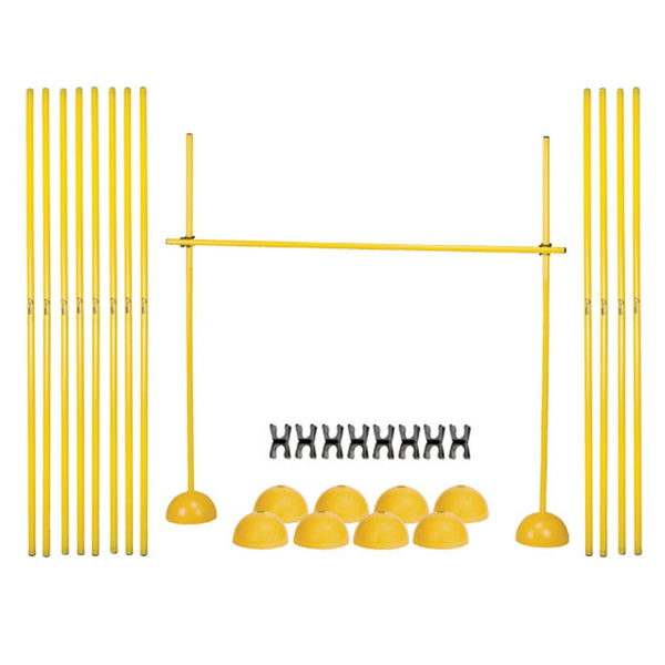 Champion Sports Agility Hurdle Set