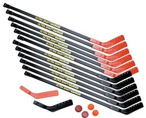 Champion Sports 47 Inch Ultra Shaft Hockey Set
